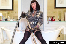Inside The Met Ball: Best Celebrity Instagram Pics From The 2013 Gala
