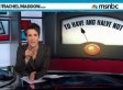 Rachel Maddow To Politifact: 'You Are Terrible' And Someone Should 'Sue You' (VIDEO)