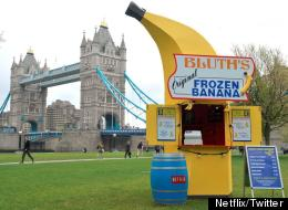 Bluth's Frozen Bananas Are Coming Soon ... With Surprises Inside