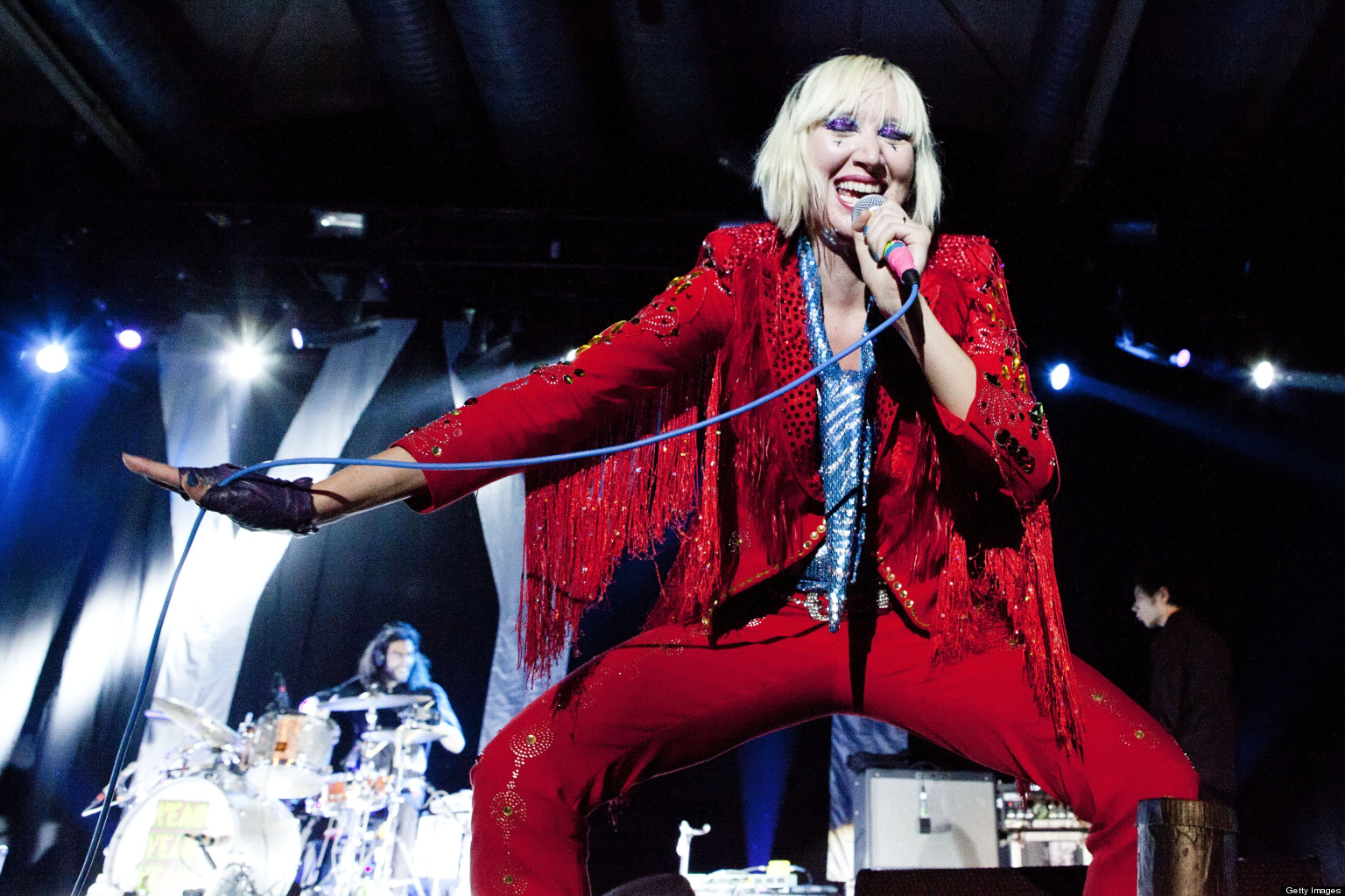 Yeah Yeah Yeahs' Bloodsucking 'Mosquito' Video
