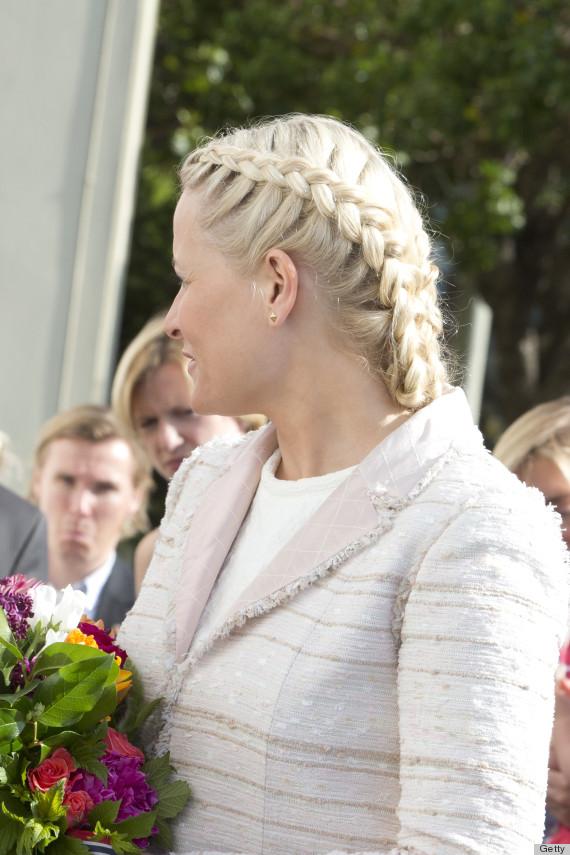 princess mette marit hairstyle