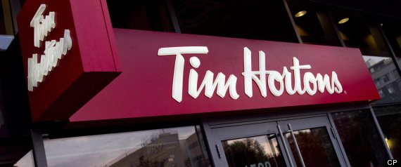 MARC CIARA TIM HORTONS CEO EARNINGS