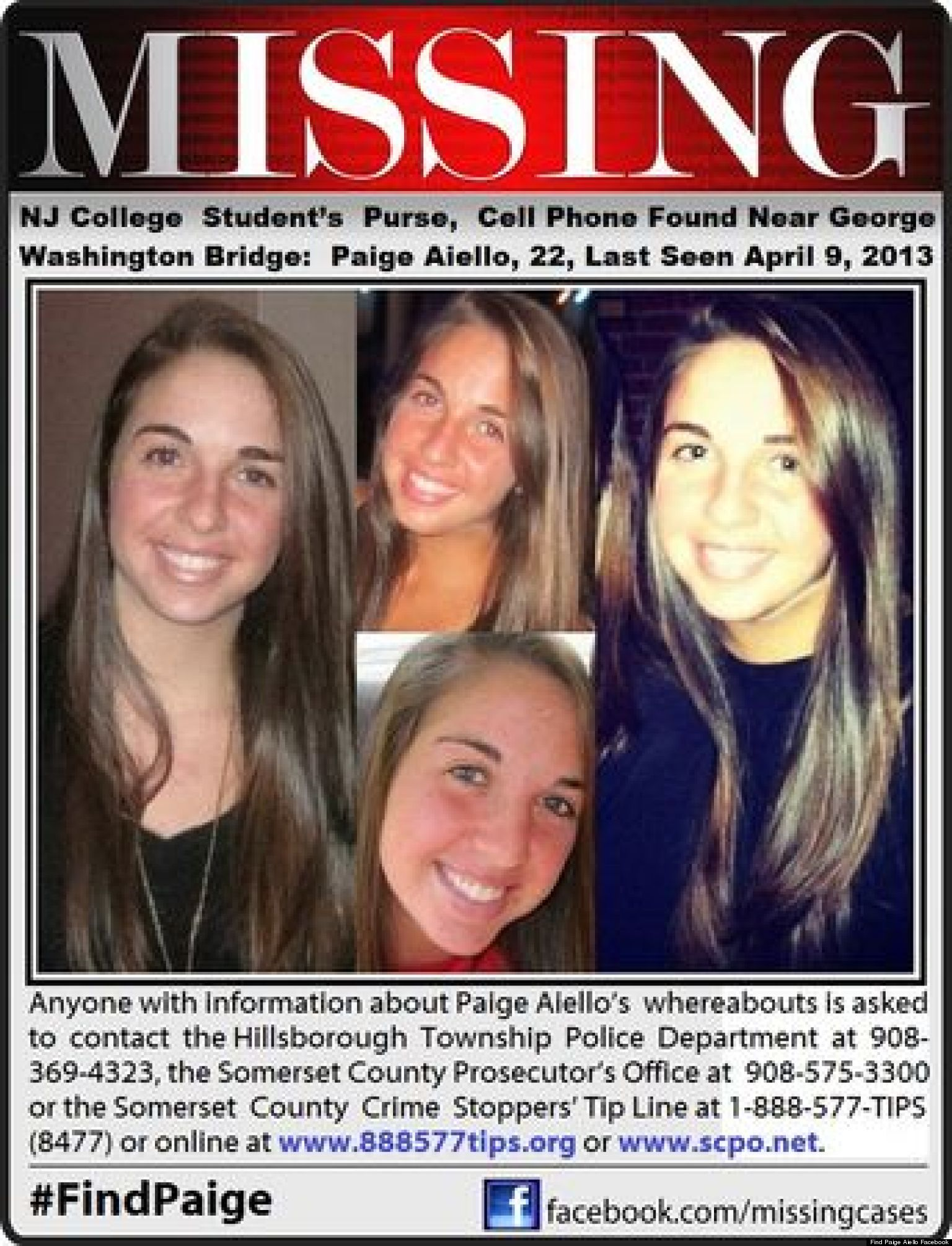 What Missing Person Posters Miss