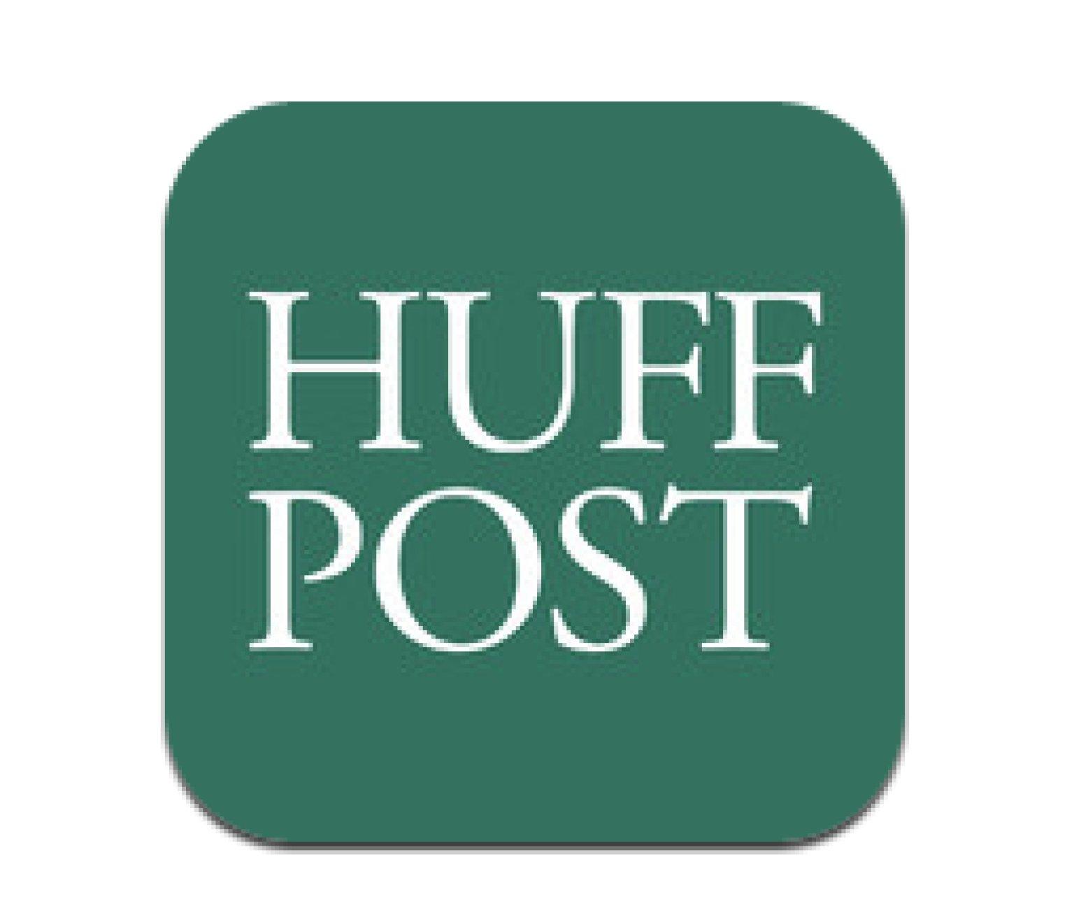 Image result for huffpost logo