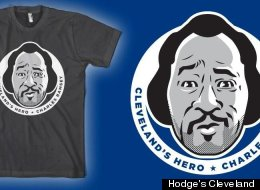Cleveland Hero Gets His Own T-Shirt