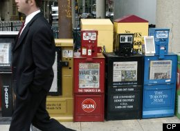 Newspaper Profits Canada