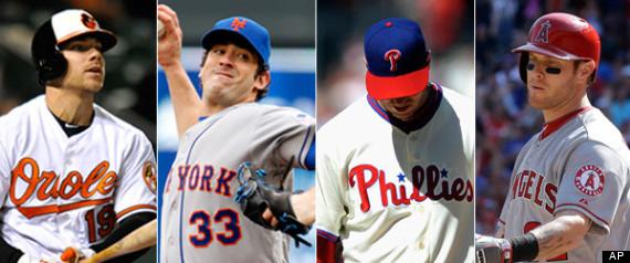 MLB SURPRISES