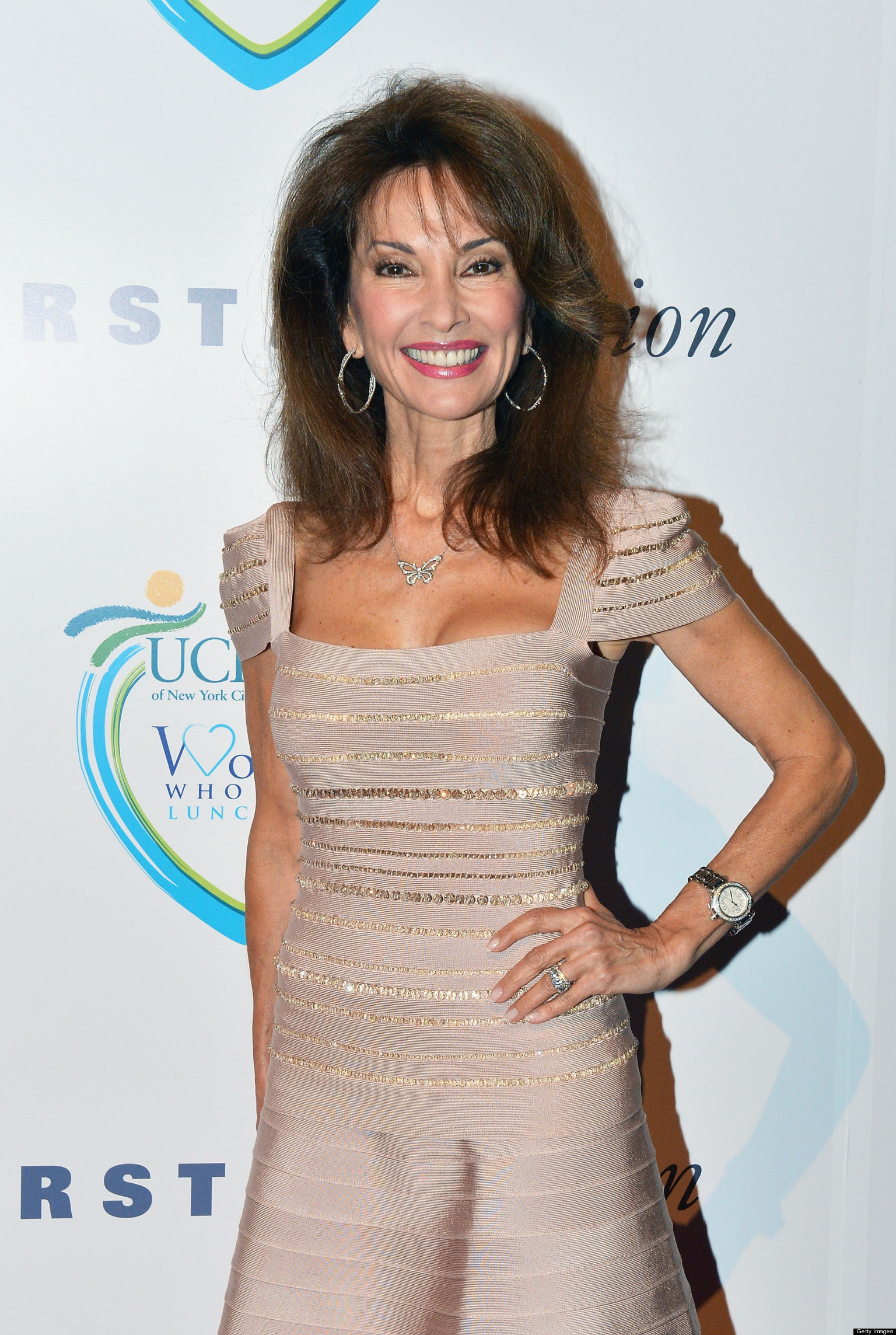 susan lucci height