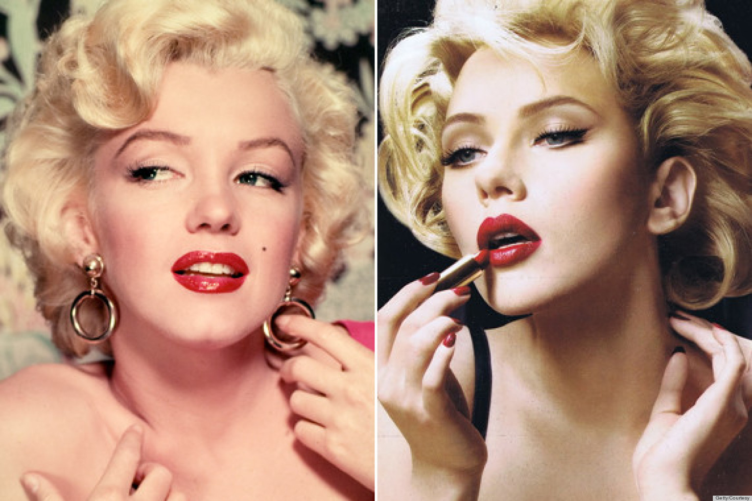 PHOTOS: Style Icons & Their Modern-Day Lookalikes