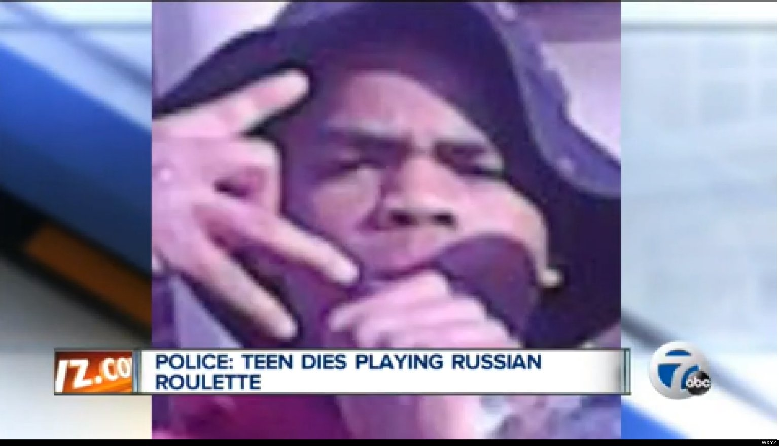 Teen Boy LIkely Shot To Death As Part Of Game, Police Say