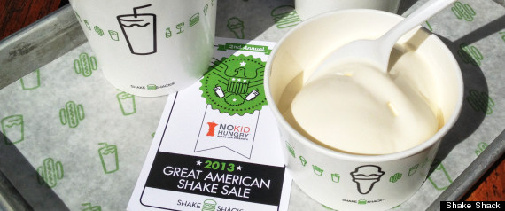 Great American Shake Sale