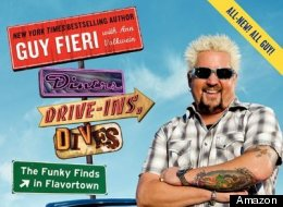 Is Guy Fieri Giving Pete Wells The Finger?