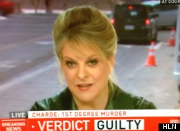 Nancy Grace Delivers Reliably Bonkers Coverage Of Jodi Arias Trial