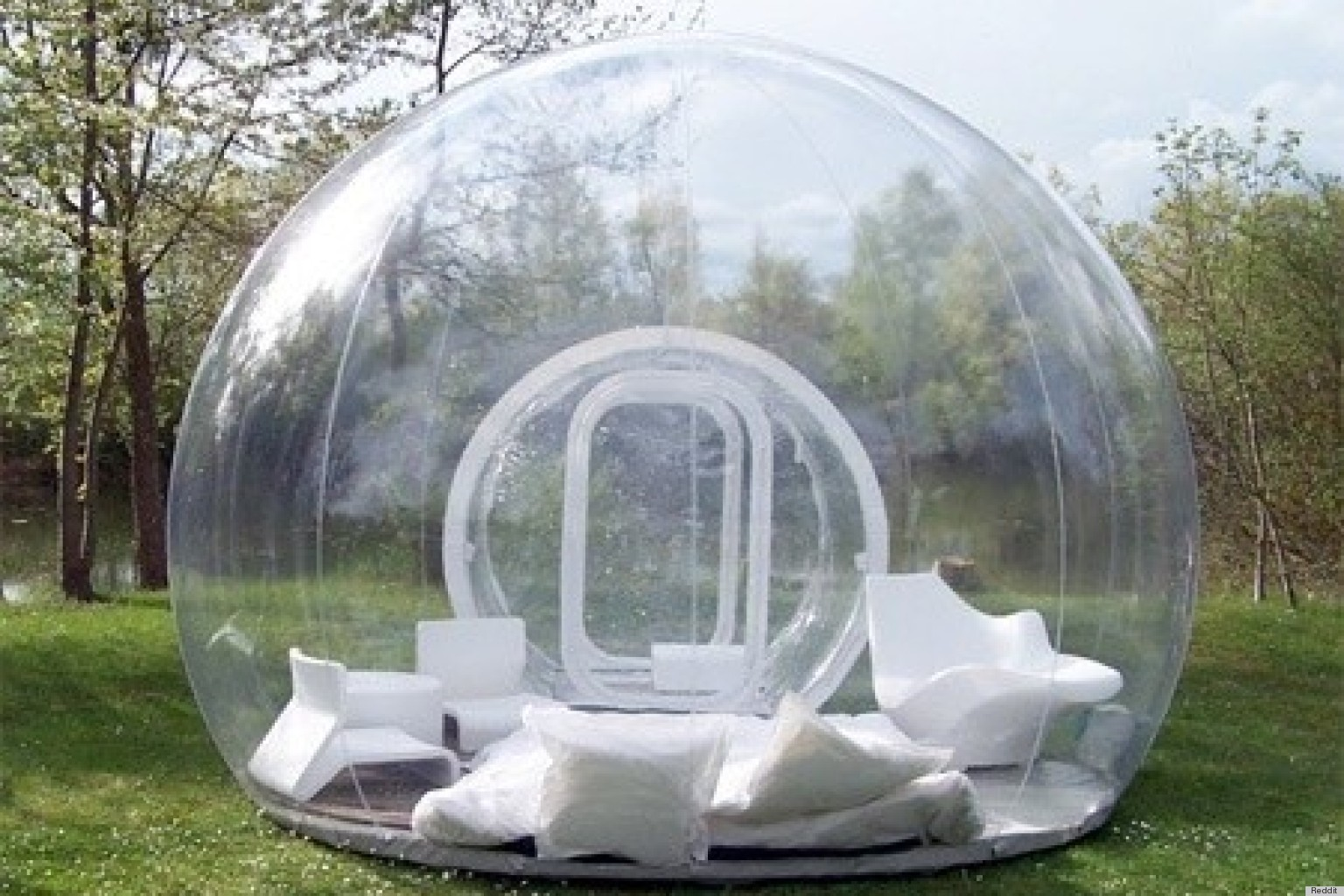 This 'Bubble' Tent Would Be Perfect For Camping Under The ... Quarantine Bubble