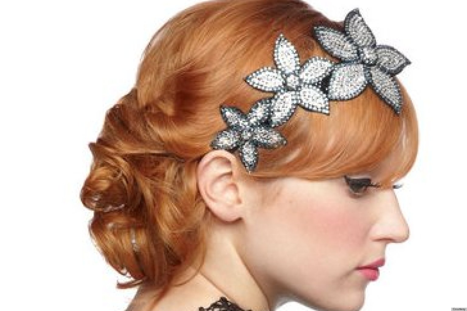 Vintage-Inspired Hair Accessories With 1920s Flair (PHOTOS)