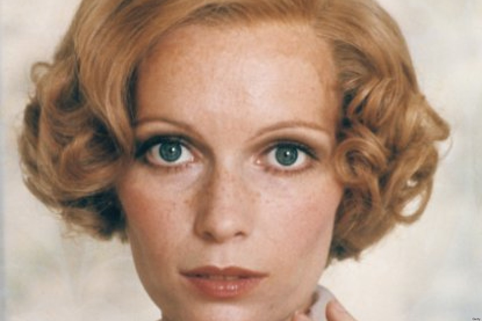 Cool Great Gatsby39 Hair A Modern Take On Mia Farrow39S Curly Crop Short Hairstyles Gunalazisus
