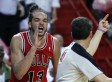 Heat Fan Gives Joakim Noah Middle After He Was Ejected In Miami (PHOTO/VIDEO) [UPDATED]