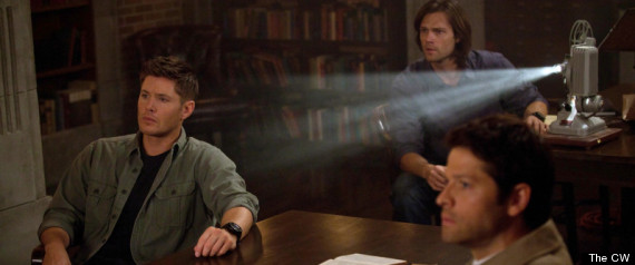 supernatural season 9 promo photo