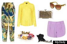 Summer Style: PERFECT Pieces For Pimms-ing