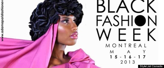Black Fashion Week Montreal Black Fashion Week Comes to