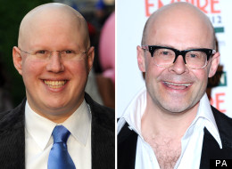 Matt Lucas And Harry Hill - Separated At Birth?