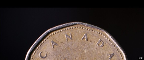 Canadian Dollar Loonie Td Bank