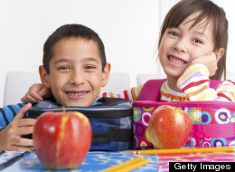 Giving Kids a Head Start Through Nutrition Education