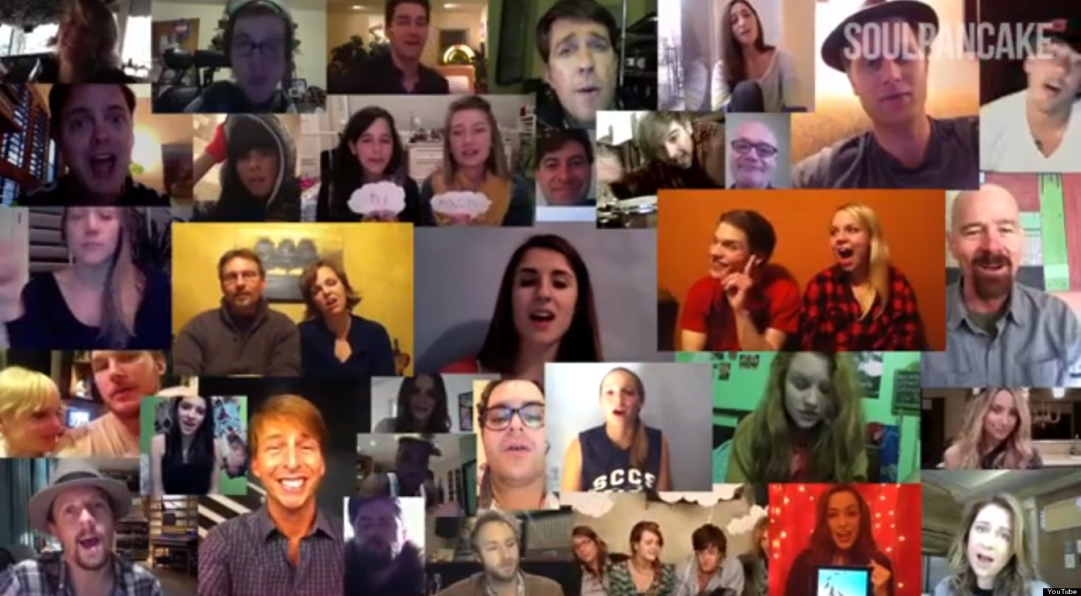 Celebs Come Together In Touching Tribute To Sick Teen (VIDEO)