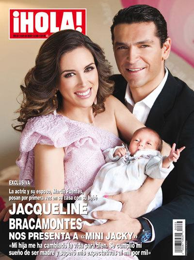 jackie bracamontes hija hola