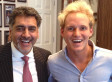 James Caan And Made In Chelsea's Jamie Laing On Helping Young People Set Up Their Own Businesses With The Start Up Loans Company