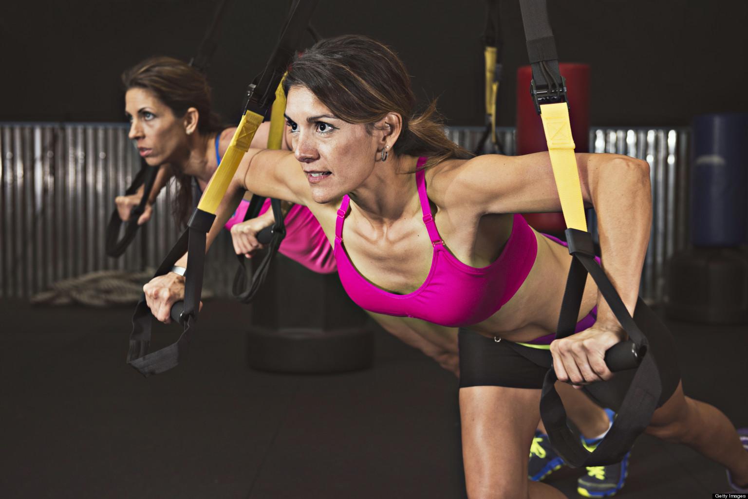 Crossfit Body Women The CrossFit Craze 5 Reasons
