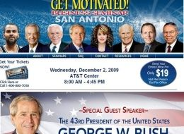 Bush Motivational Speaker