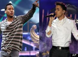 Prince Royce y Romeo nuevamente los más nominados de Premios Juventud 2013