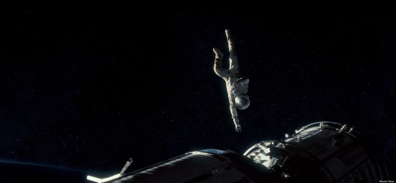 'Gravity' Trailer With Sandra Bullock & George Clooney ... Sandra Bullock Children