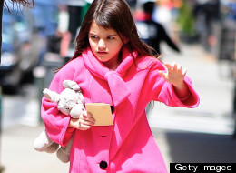 Suri's £1.5 Million Fashion Deal