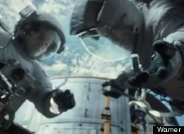 Clooney And Bullock In First Trailer For Heart-Stopping 'Gravity'