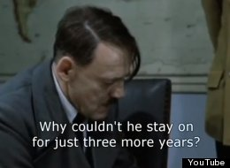 WATCH: Hitler Reacts To News Of Sir Alex Ferguson's Retirement