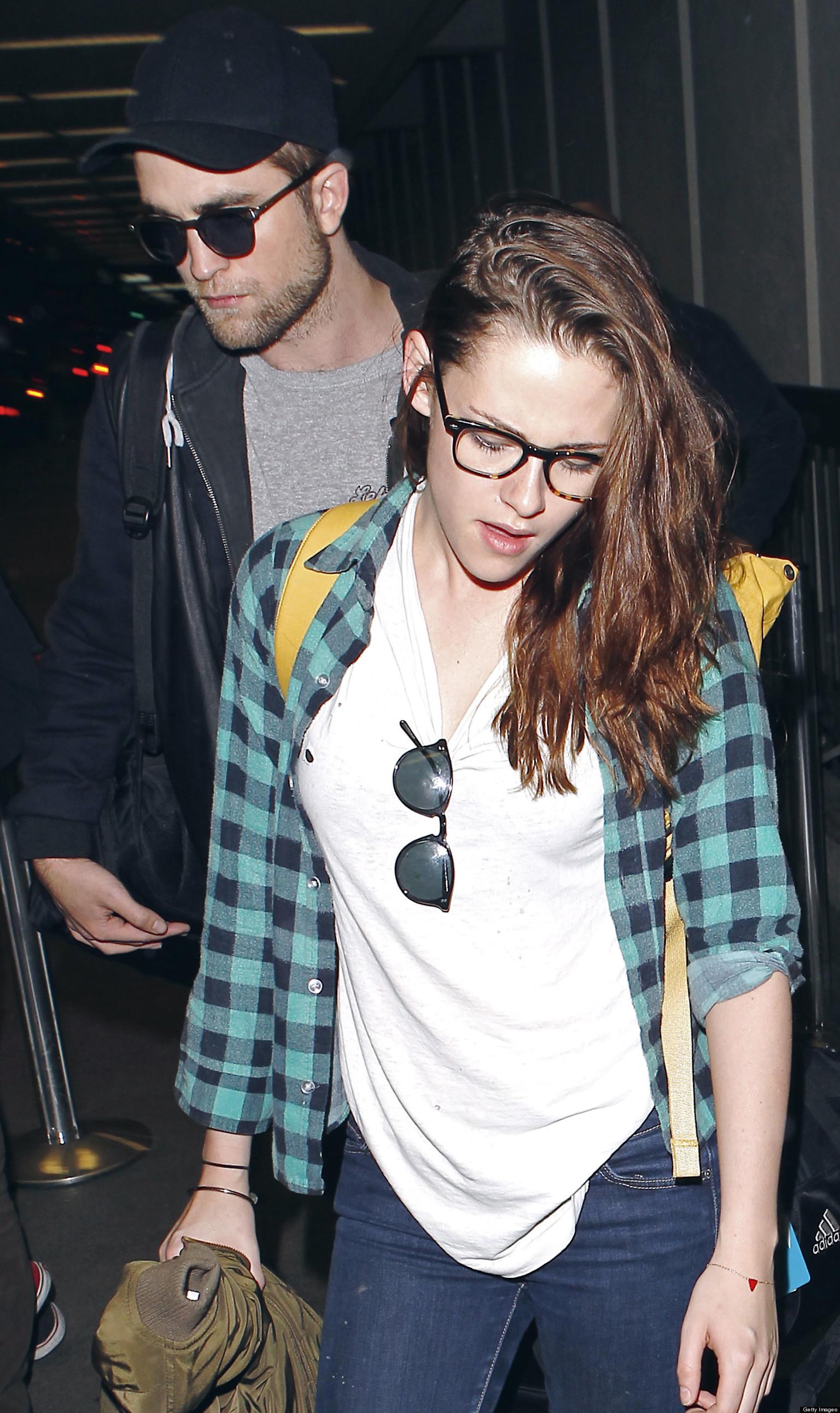 Kristen Stewart And Robert Pattinson Together In NYC ...