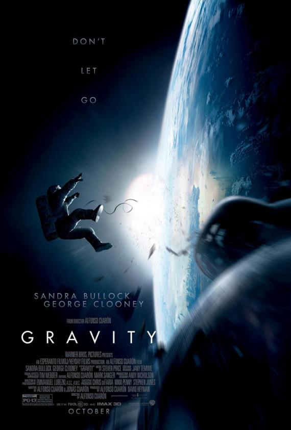 gravity clooney