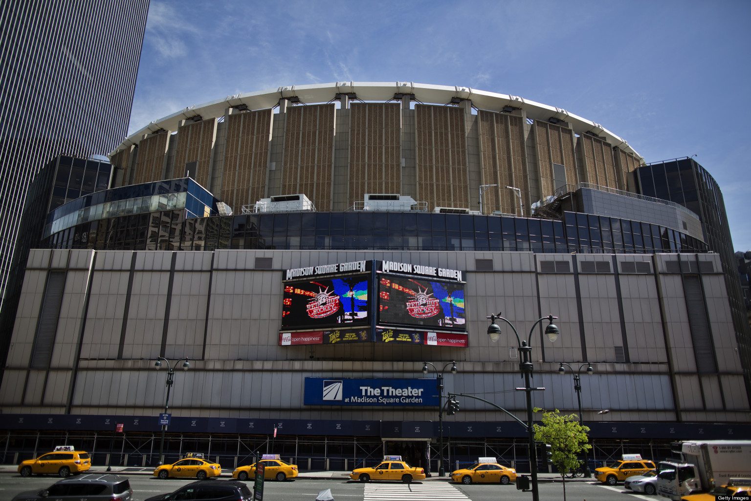 Madison square garden to move permit limit of 15 years may prompt owners to scout new location for Address of madison square garden