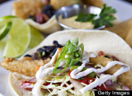 The Most Creative Tacos in the U.S.