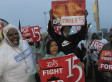 Fast Food Strike: Detroit Walkouts, Protests Continue National Movement For Higher Wages, Union