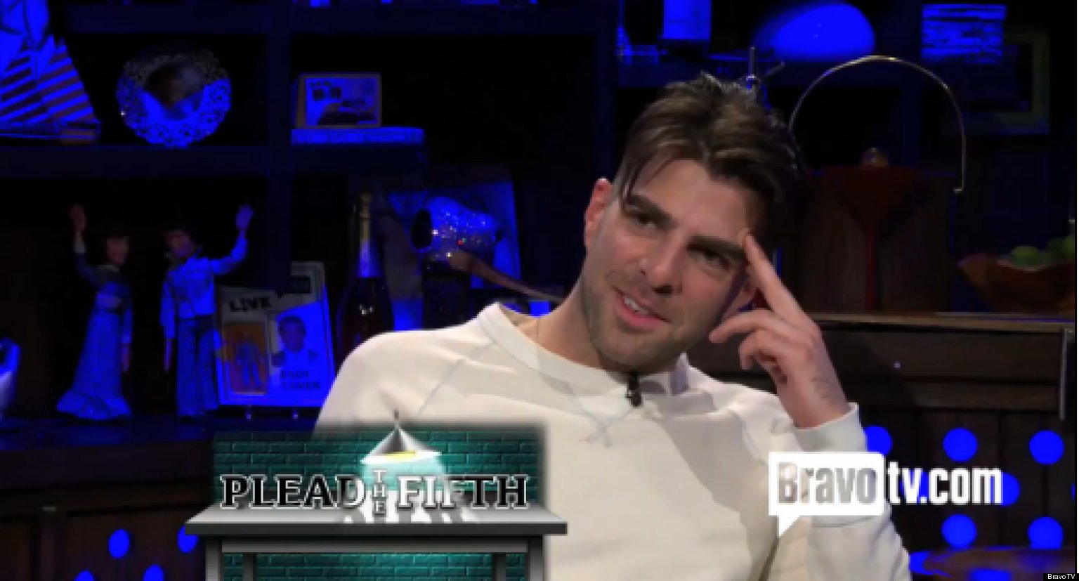 Zachary Quinto On Being Spock From 'Star Trek' In The ...