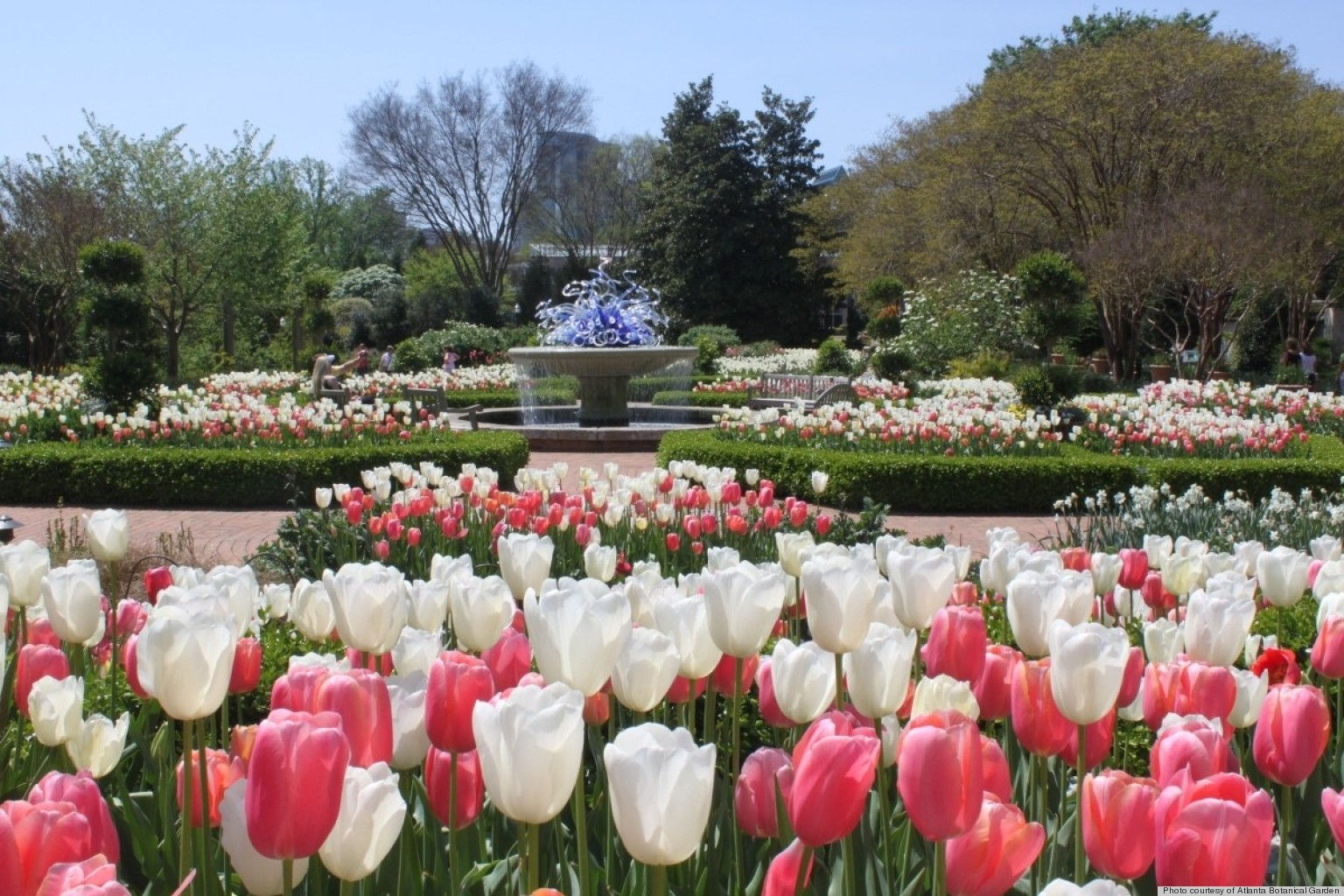 It's National Public Gardens Day 2013! Enjoy These Beautiful Botanical Spaces (PHOTOS) | HuffPost