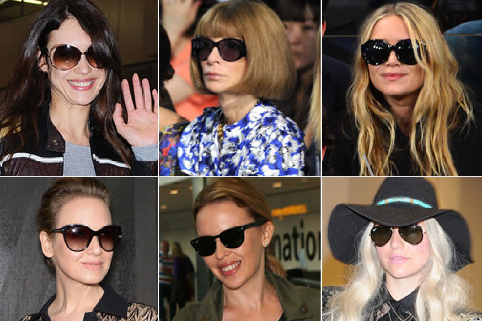 Famous People Sunglasses  sunglasses inside celebrities shield themselves from nonexistent