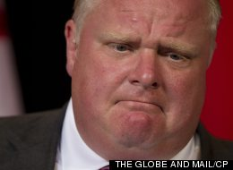 Rob Ford Wading Pool