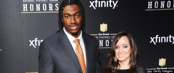 RGIII TO MARRY