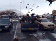 Alaskan Bald Eagle Party Broken Up By Police (VIDEO)