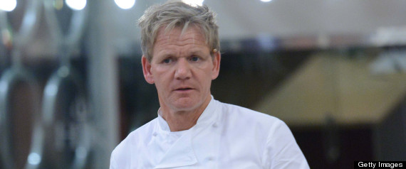 MASTERCHEF HELLS KITCHEN GORDON RAMSAY