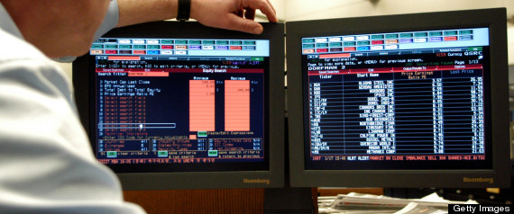 BLOOMBERG TERMINAL SPYING